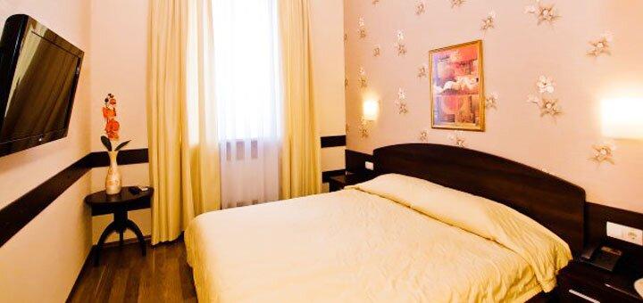 От 2 дней отдыха в гостинице «City Club» в Харькове