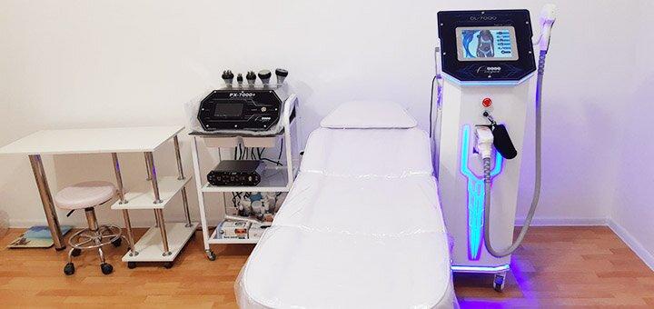 До 5 сеансов лазерной эпиляции в косметологической студии «Доктор Исаенко»