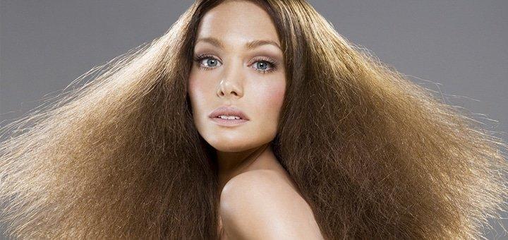 """Безупречные волосы! Полировка секущихся концов волос по всей длине в Салоне красоты """"Кураж""""!"""