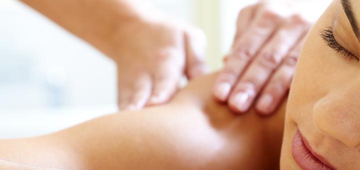 До 10 сеансов массажа спины и шейно-воротниковой зоны в массажном кабинете Назаровой Юлии