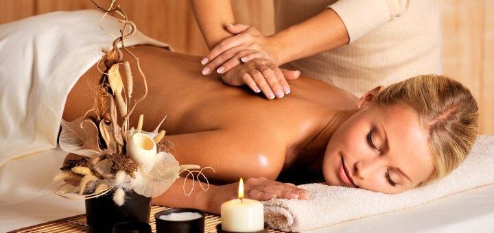 До 8 сеансов массажа в фито-студии «Комфорт»