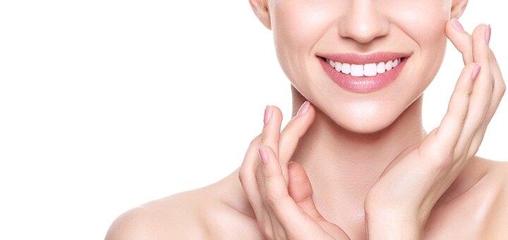 Скидка до 84% на УЗ-чистку, полировку, Air-Flow и фторирование в «Стоматологии семейной улыбки»