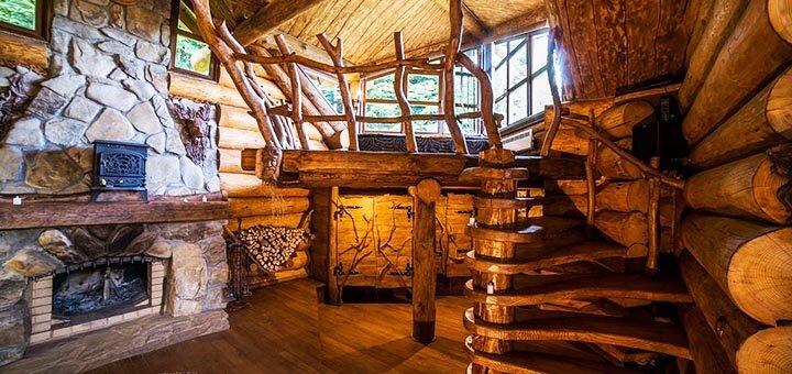 От 3 дней отдыха с завтраками в коттедже «Forest House Exclusive» под Львовом