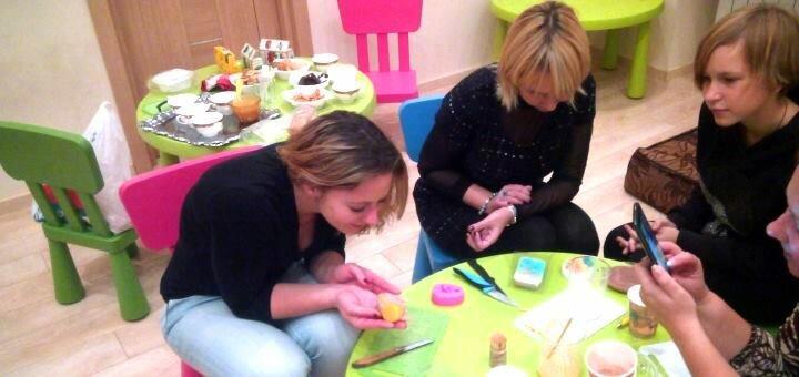 Мастер-класс по мыловарению от студии «Kudesno»