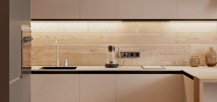 Скидка до 56% на индивидуальный дизайн-проект любого помещения от студии «VIRAdesign»