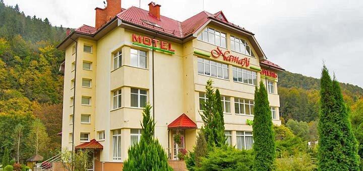 От 3 дней отдыха в августе и сентябре в мотельном комплексе «Natali» в Закарпатье