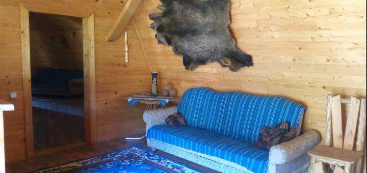 От 3 дней отдыха летом и до конца осени в отеле «Колыба Колорит» в Татарове