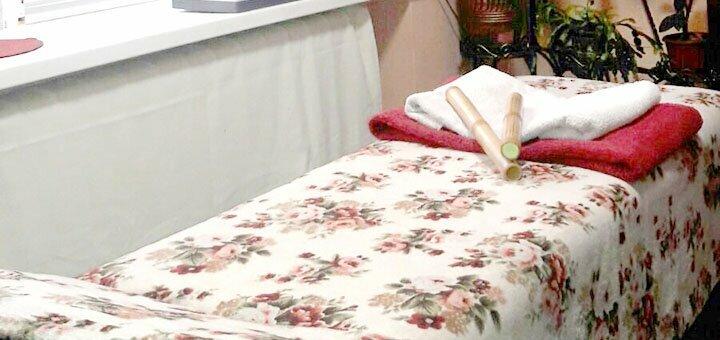 До 5 сеансов антицеллюлитного массажа проблемных зон от массажиста Натальи Талызиной