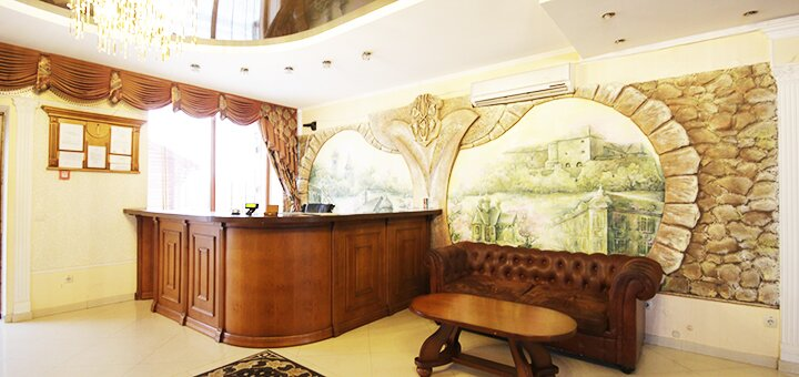 От 4 дней отдыха с завтраками в отельном комплексе «Олимп 4*» в Ужгороде