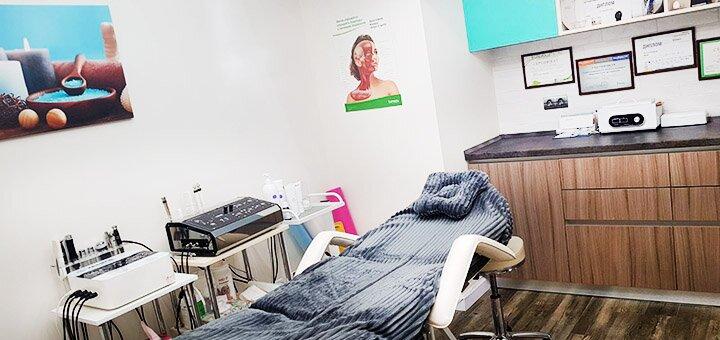 Вакуумная, механическая или УЗ-чистка лица с уходом от косметолога Анастасии Титарчук