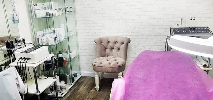 До 5 сеансов алмазной микродермабразии с уходом в косметологическом кабинете Анастасии Титарчук