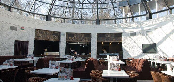 Скидка 50% на меню кухни, домашние лимонады, чайную карту и вход в караоке в ресторане «Mafia»