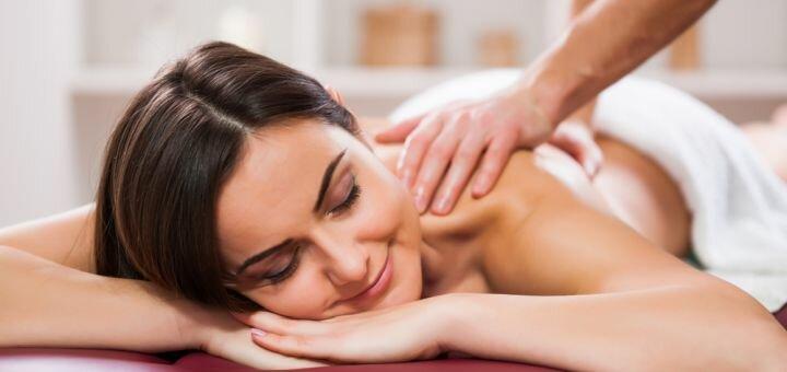 До 8 сеансов массажа в «Кабинете красоты и здоровья»