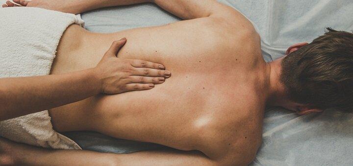До 8 сеансов массажа в кабинете массажа «Спина без боли»
