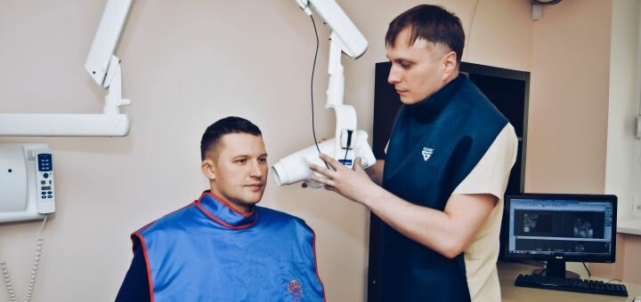 Компьютерная томография придаточных пазух носа в медицинском центре «Доктор Зуб»
