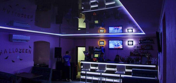 Скидка 50% на пиццу, бургеры, кальяны, караоке и PlayStation в лаундж-баре «Punch lounge»