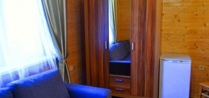 От 3 дней отдыха в отельном комплексе «Боброва хата» на Шацких озерах