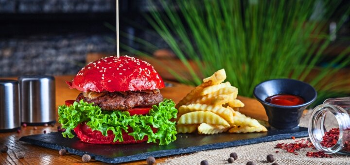 Скидка 40% на меню кухни в лаунже «Шопаук»