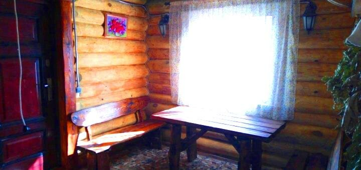 От 2 дней отдыха с завтраками, русской баней и рыбалкой в комплексе «У-Дачи» под Киевом