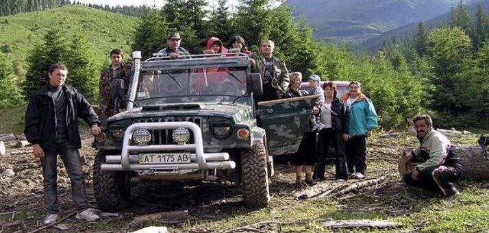 Скидка 50% на тур в Карпаты 6-8 июня