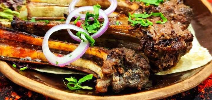 Скидка 40% на все меню кухни с доставкой от ресторана грузинской кухни «Хванчкара»