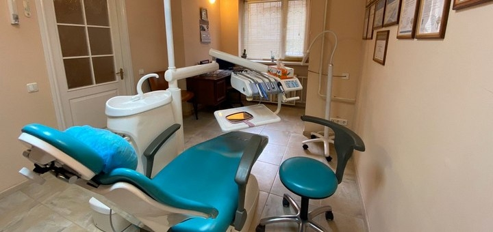Скидка до 48% на профессиональную чистку и отбеливание зубов в стоматологии «Lana__Dent»