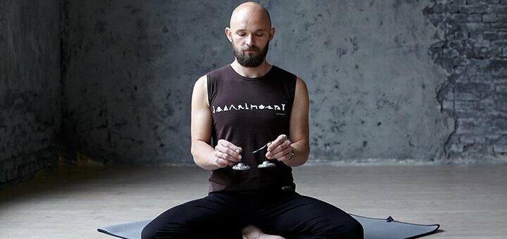 До 16 занятий йогой онлайн в «Киевской школе йоги»