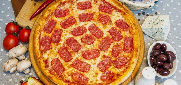 Скидка 30% на все меню кухни от службы доставки «Verona Pizza»