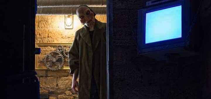 Посещение квест-комнаты «Похищение» от компании «Q.Zone»