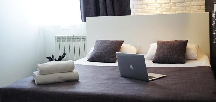 От 2 дней отдыха в сети мини отелей c авторским дизайном «Sky Home Hotel» в Киеве