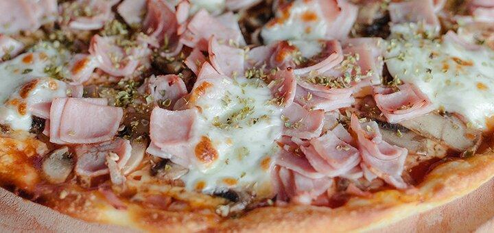Скидка 35% на все меню кухни на самовывоз от пиццерии «Pizza&Pasta TRATTORIA»