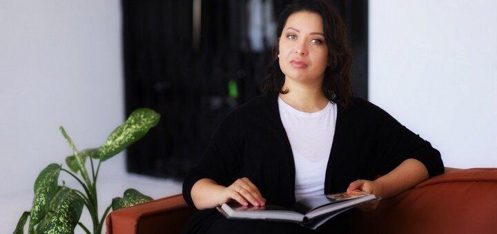 До 5 онлайн-консультаций с психоаналитической терапией от психолога-сексолога Анны Лисовски