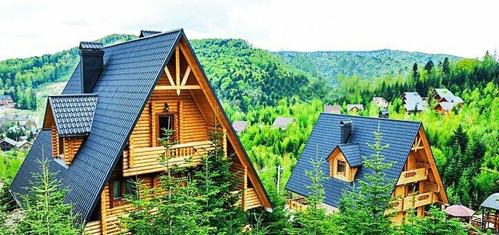 Выиграй романтический летний отдых для двоих со SPA в отеле «Карпаты» в Мигово