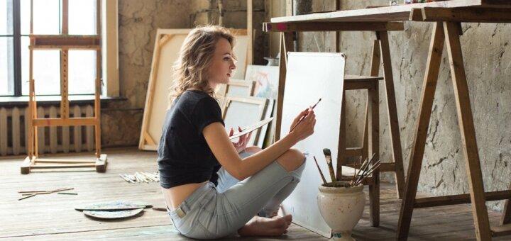 До 4 индивидуальных уроков по рисованию в творческой студии «YAProject»