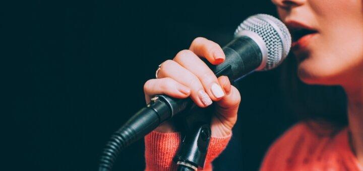 До 8 индивидуальных занятий вокалом в творческой студии «YAProject»