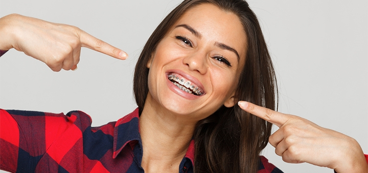 Скидка до 46% на установку металлической брекет-системы в стоматологии Сысоевой Дарьи