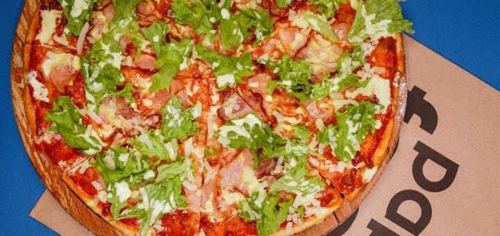 Скидка 50% на все меню, суши, пиццу, бургеры с доставкой или самовывозом от «Papa food»