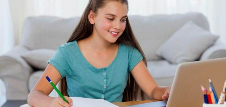 До 8 онлайн-занятий английским языком с преподавателем для детей от школы «Level UP»
