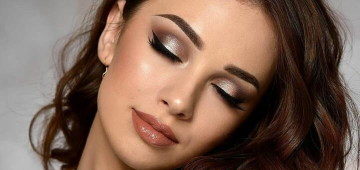 Выездной дневной или вечерний макияж от визажиста-стилиста «Di Visage» компании «Photo Fishka»