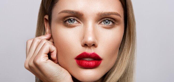 Скидка 50% на увеличение губ в студии красоты «Star studio & school»