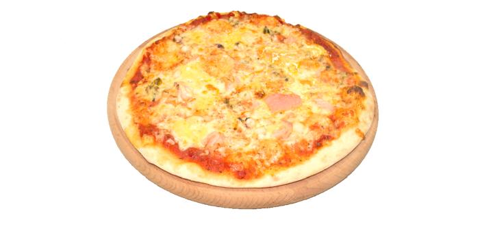 Скидка 50% на все меню пиццы от пиццерии «Homyak»