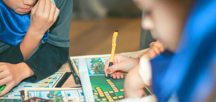 Квест для детей «Майнкрафт. Новый уровень» на природе от «Квестмания»