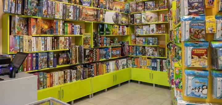 Настільна гра в магазині «Lelekan»