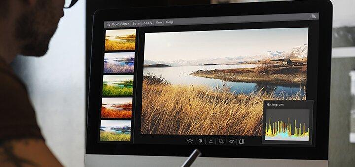Онлайн-курс по профессиональной обработке фото «Продвинутая обработка» от Андрея Андреева