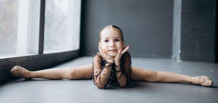 До 16 онлайн-занятий танцами Jazz-funk для детей в школе танцев «Lysokon Dance Studio»