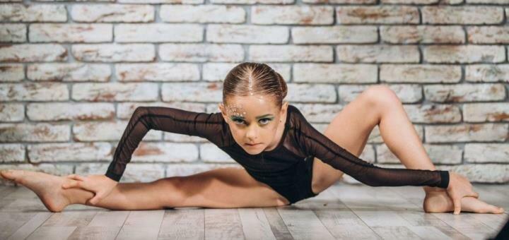 До 16 онлайн-занятий по курсу «Держи себя в форме» для детей от школы «Lysokon Dance Studio»