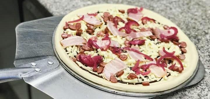 Скидка 50% на все меню пиццы от пиццерии «Welcome Pizza»