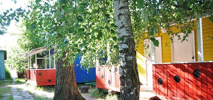 От 1 дня проживания на базе отдыха «Дружба» в Старом Салтове