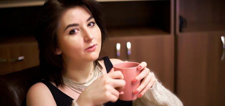 До 5 индивидуальных онлайн-консультаций от психолога Анны Чехман