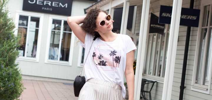 Индивидуальный онлайн-курс «Сама себе стилист» и разбор гардероба от стилиста Анастасии Нельги